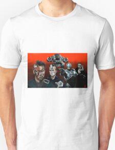 Skynet vs OCP T-Shirt