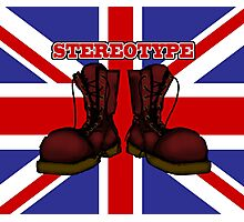 Stereotype - Oxbloods Photographic Print