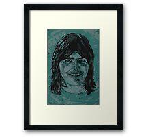 Gram Parsons Framed Print