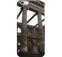 Beams and Columns iPhone Case/Skin
