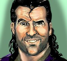 Razor Ramon by vinnyjohn