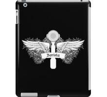 Portafilter Power White Edition iPad Case/Skin