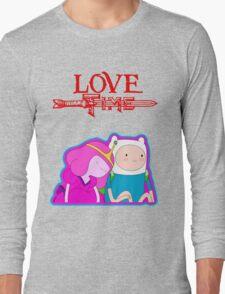 LOVE TIME Long Sleeve T-Shirt