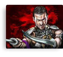 Spartacus Canvas Print
