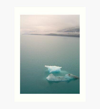 Icecube Art Print