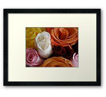 Bouquet Framed Print