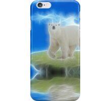 Melting Polar Caps iPhone Case/Skin