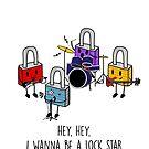 Lock Stars by Stevie B