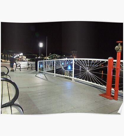Bench Seat Poster