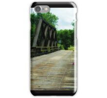 Madison County Wooden Bridge iPhone Case/Skin