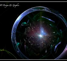 A Fractal of Stargate by HclarkDesigns