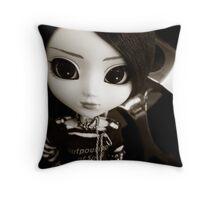 Rida - 2 Throw Pillow