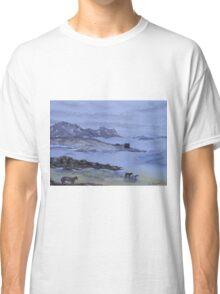 Tir a'Mhurain Herbides Scotland Classic T-Shirt