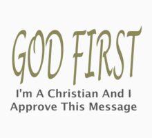 God First by Ruth Palmer