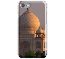Taj Mahal Sunset iPhone Case/Skin