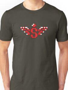Spread Shot Power Up for lighter colors Unisex T-Shirt