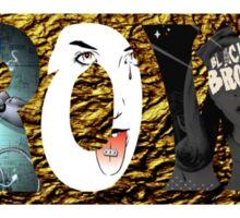 Danny Brown Albums Sticker