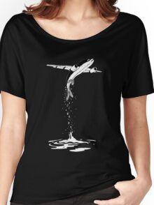Flying Fish. Women's Relaxed Fit T-Shirt