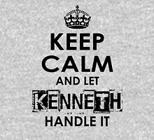 Keep Calm and Let Kenneth Handle It Unisex T-Shirt