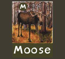 M is for Moose by DavidDonovan
