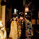 Ponto-cho Beauties by geikomaiko