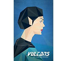 Vulcans Photographic Print