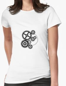 I am Gears Womens Fitted T-Shirt