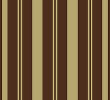 Brown Stripes by WanderingMuse