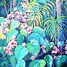 Begonias by Virginia McGowan