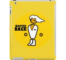 Master Race iPad Case/Skin