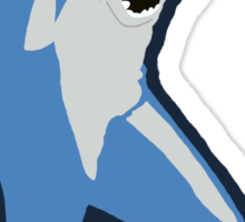 Left Shark Sticker