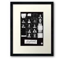 Boyhood Framed Print