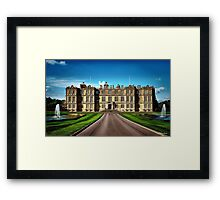 Longleat House-Wiltshire-England Framed Print