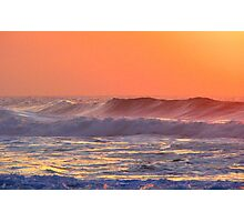 I am the Sea Photographic Print