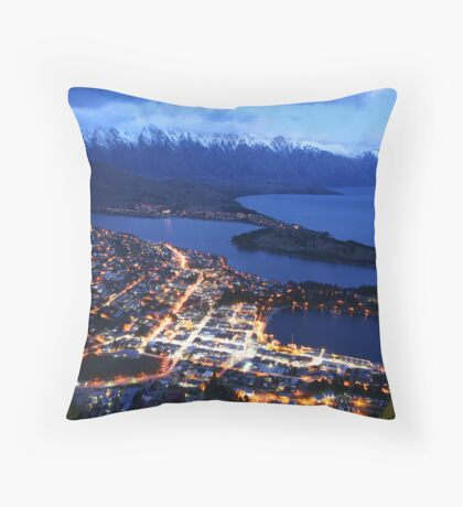 Queenstown Throw Pillow