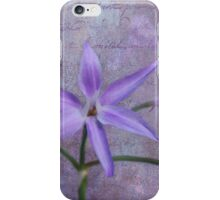 Lavender Star iPhone Case/Skin
