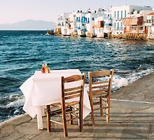 table for two with a view by tara romasanta