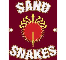 Game of Thrones - Sand Snakes Photographic Print