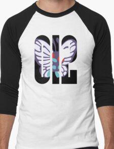#012 Butterfree Men's Baseball ¾ T-Shirt