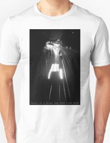Diary of a Stray Dog 2006-20XX #008 T-Shirt