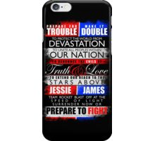 Pokemon - Team Rocket Motto iPhone Case/Skin