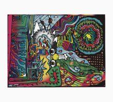 South American Scribbles by rachelflatt