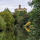 Warkworth Reflections. by Dave Staton