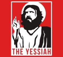 Yessiah by theJackanape