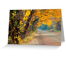 Fall-Tastic Greeting Card