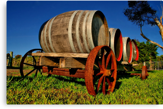 """""""On The Wagon"""" by Phil Thomson IPA"""
