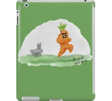 If Vegetables Could Run iPad Case/Skin