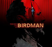 Birdman by edgarascensao