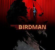 Birdman by edgarascensao