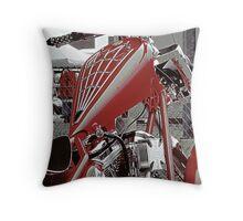 OUTCASTCYCLES.COM 804.744.7848 Throw Pillow